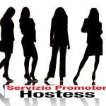 Prenota il tuo servizio di Promoter/Hostess