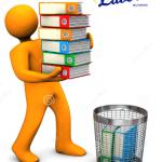 Eliminia i tuoi documenti in maniera sicura